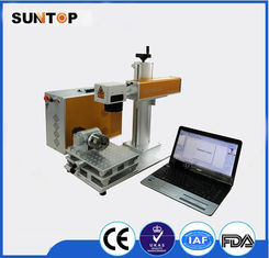 Chiny Rolling Pipe round tube laser marking machine customized long lifetime dostawca