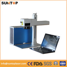 Chiny Rotary rotating cnc laser marking machine flexible easy to operate dostawca