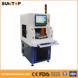 Europe standard design fiber laser marking machine full enclosed type
