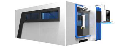 Chiny Sheet Metal Cutting Fiber Laser Cutting Machine With Laser Power 1000W dostawca