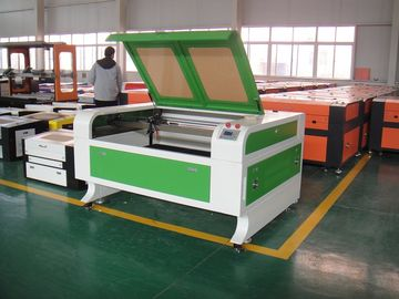 Chiny 80W High Precision CO2 Laser Cutting and Engraving Machine , Laser Metal Engraver dostawca