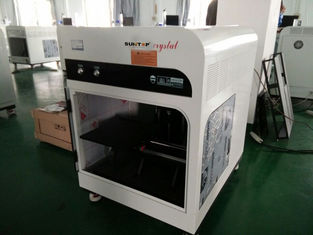 Crystal Laser Engraving Machine, 3D Glass Laser Engraving High Resolution