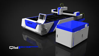 Chiny Fiber Laser Cutter of Power 500W for Metals Cutting 380V / 50HZ dostawca