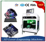 Chiny Laser Engraver Equipment 3D Crystal Laser Inner Engraving Machine firma