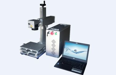 Chiny All metals and most of plastics pipe laser marking machine 100 * 100mm fabryka