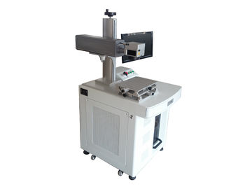 Chiny 50W Instruments and meters laser marking machine 20 - 200KHZ dystrybutor