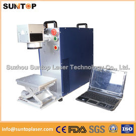 Chiny Small portable laser marking machine for Jewelry inside and outside marking fabryka
