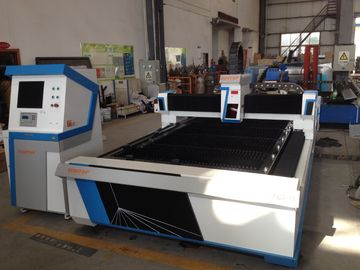 Chiny 20mm Carbon steel and 10mm stainless steel laser cutting machine with CNC fiber laser dystrybutor