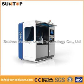 Chiny 600*400mm Cutting Size Fiber laser cutting machine with laser power 500W dystrybutor