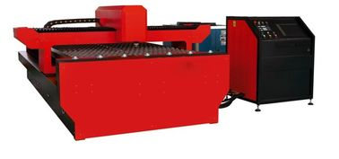 Chiny 650 Watt YAG Laser CNC Cutter for Stainless Steel / Mild Steel , Cutting Area 2500 × 1300mm fabryka