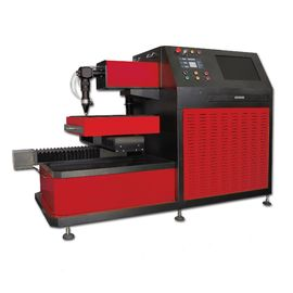 Chiny Small CNC Laser Cutter for Saw Blade , Ironware Cutting Gas Oxygen Nitrogen or Air fabryka