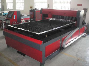 Chiny Steel Metal YAG Precision Laser Cutter Cutting Size 1500 × 3000mm dystrybutor