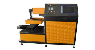 Chiny Small Cutting Size 650 Watt YAG Laser Cutting Machine for Metal Processing dystrybutor