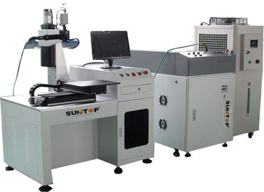 Chiny Brass / Copper Fiber Laser Welding Machine Energy Feedback for Glass Frame Welding dystrybutor