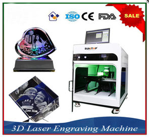 Chiny Laser Engraver Equipment 3D Crystal Laser Inner Engraving Machine fabryka