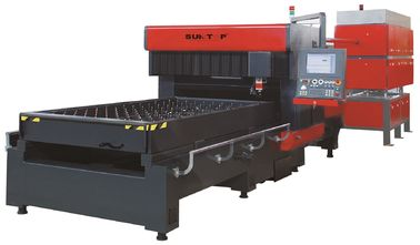 Chiny 1500W die board CO2 laser cutting machine , cutting size 1250 * 2500mm dystrybutor